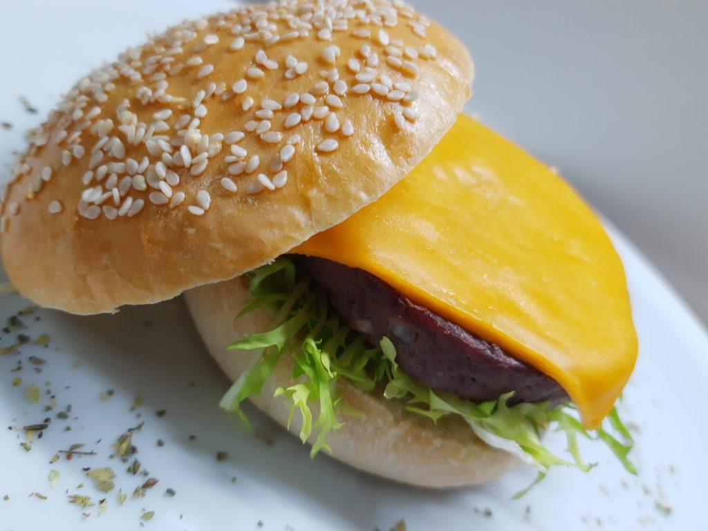 Hamburguesas de Carne Caseras